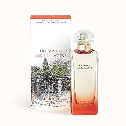 Hermes Un Jardin Sur la Lagune Edt Vapo 100 ml. 100 g