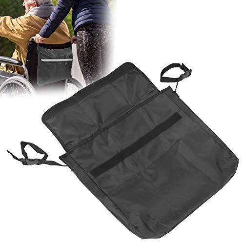 Bolsa para silla de ruedas, accesorios para apoyabrazos para silla de ruedas Gran capacidad para silla de ruedas Bolsa de viaje Mochila Bolsa de viaje Mochila lateral Tienda Accesorios para(#2)