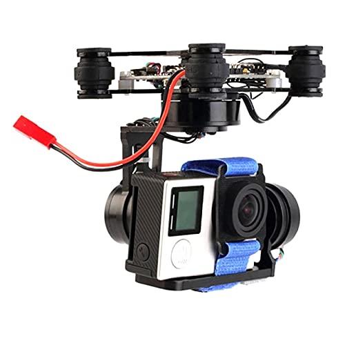 Precio Especial 2 Ejes sin escobillas Gimbal Frame Motor BGC2.0 Controlador para Gopro 2 3 4 SJ4000 Cámara FPV RTF DIY F450 F550 Drone