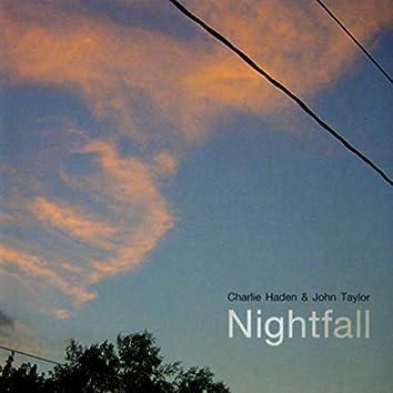 Nightfall - The Cal Arts Sessions