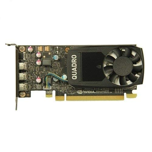 Dell NVIDIA Quadro P400 490-BDZY - Tarjeta gráfica (2 GB, GDDR5, 2 GB, GDDR5)