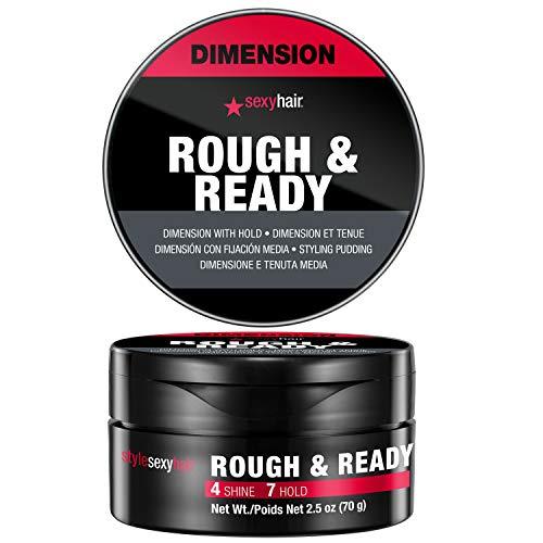 Sexy Hair Style Pâte Rugueuse/Prête pour Homme 2.5 oz 73.94 ml