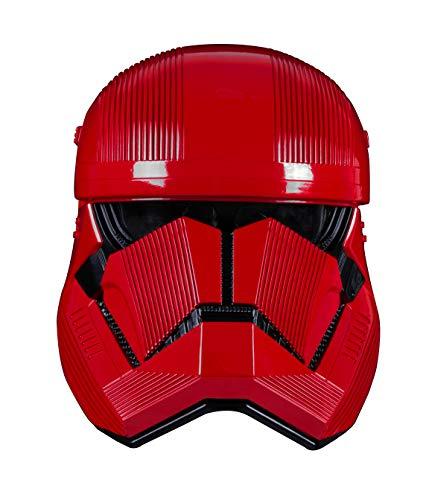 Red Trooper Mask,Sith Trooper Mask Helmet for Men Women