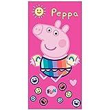 Toalla Peppa Pig Fun Microfibra Piscina Playa Baño 70x140cm Infantil