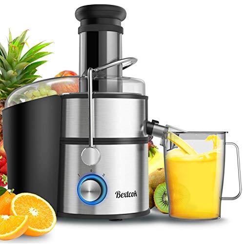 Juice Extractor, Bextcok Centrifugal Juicer...