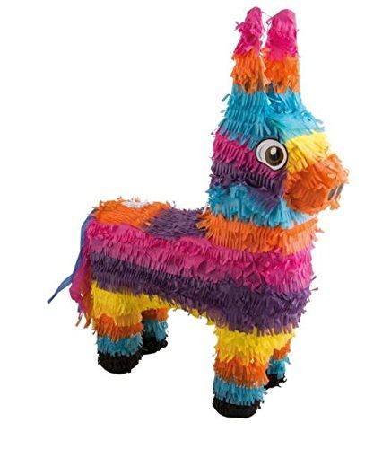 P 'tit payaso 82271Pinata burro–40x 14x 57cm–, Multicolor