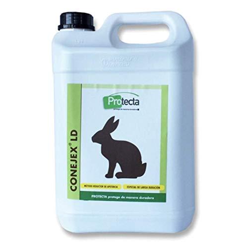 CONEJEX LD Repelente para conejos para aplicar en corteza y troncos de árboles - 5 litros