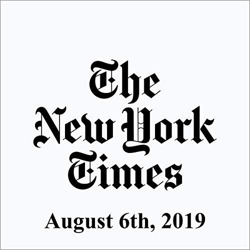 『August 6, 2019』のカバーアート