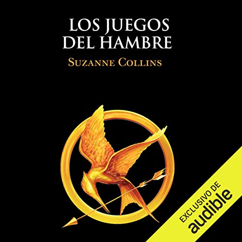 Couverture de Los juegos del hambre [The Hunger Games]