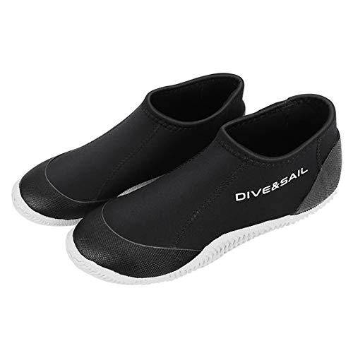 Zapatos de agua de nylon antideslizante de neopreno para buceo y deportes acuáticos para adultos