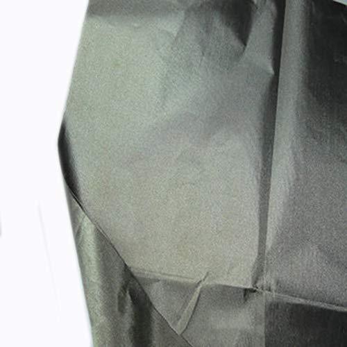 Gxrzyclh 1.1m de Ancho Material Anti-radiación Anti-escaneo Anti-electromagnético Antirrobo Impermeable Tela antiestática Cartera Bolsa Bolsa Tienda de Equipaje,1㎡