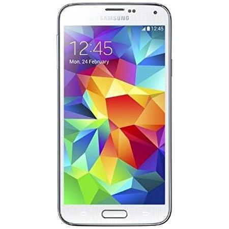 Samsung Galaxy S5 Smartphone 5 1 Zoll Touch Display 16 Gb Speicher Android 4 4 Shimmery White Amazon De Elektronik Foto