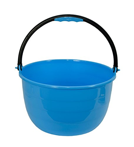 YACHTICON Waschschüssel rund blau Trageschüssel