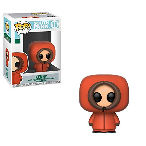 Figurine - Funko Pop - South Park - Kenny