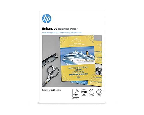 Papier professionnel HP Enhanced, brillant, 150g/m2, A4, 150feuilles