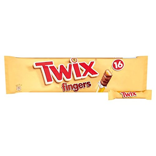 Twix Biscuits 16 x 23g