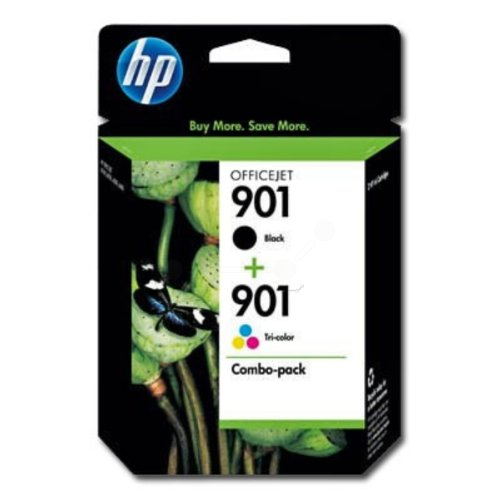 HP SD519AE (901XL + 901) cabezal multi pack, 700 pg + 360 pg, 2 unidades