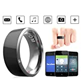 YA R3 Smart Ring, Fingerring, Smart Ring, NFC Ring, NFC Mobile Smart Zubehör, Wasserdicht, Ohne...