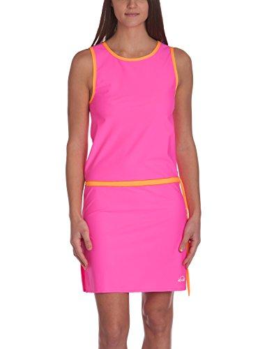 iQ-UV Damen 300 Tunika, UV-Schutz, Neon-pink, XXL (46)