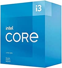 Intel BX8070110105 CPU Core i3-10105 3.7 GHz Quad Core LGA1200 Processor