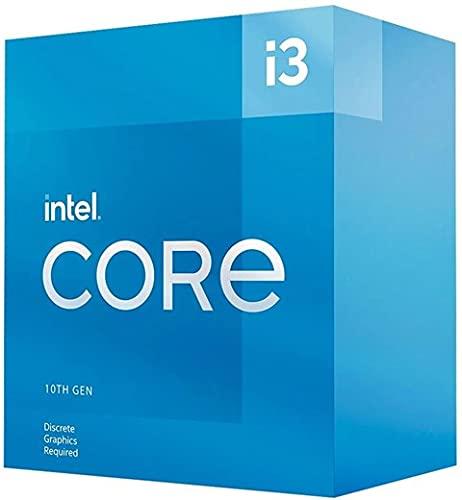Intel BX8070110105 CPU Core i3-10105 procesador Quad Core LGA1200 de 3,7 GHz