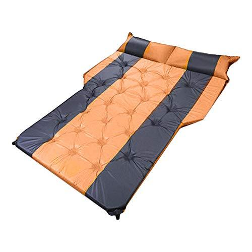 precauti Car Automatic Air Bed Car Camping Air Mattress Portable Camping Outdoor Mattress for SUV