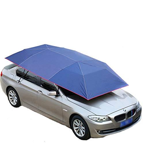 LLSS Semi-Automatic Car Roof Tent Anti-UV Waterproof Portable Intelligent Fold