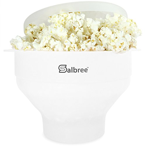 Lowest Price! The Original Microwave Popcorn Popper- 18 Color Choices -The Healthy Alternative to Ba...