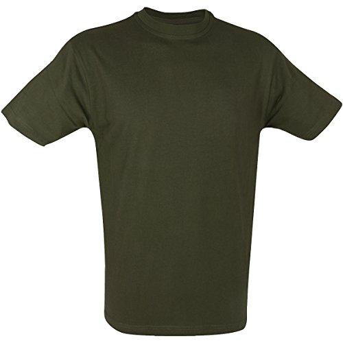 Mil-Com T-Shirt Olive Taille L