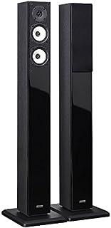 ONKYO 2ウェイ・スピーカーシステム(2台1組) 黒モデル D109XEB
