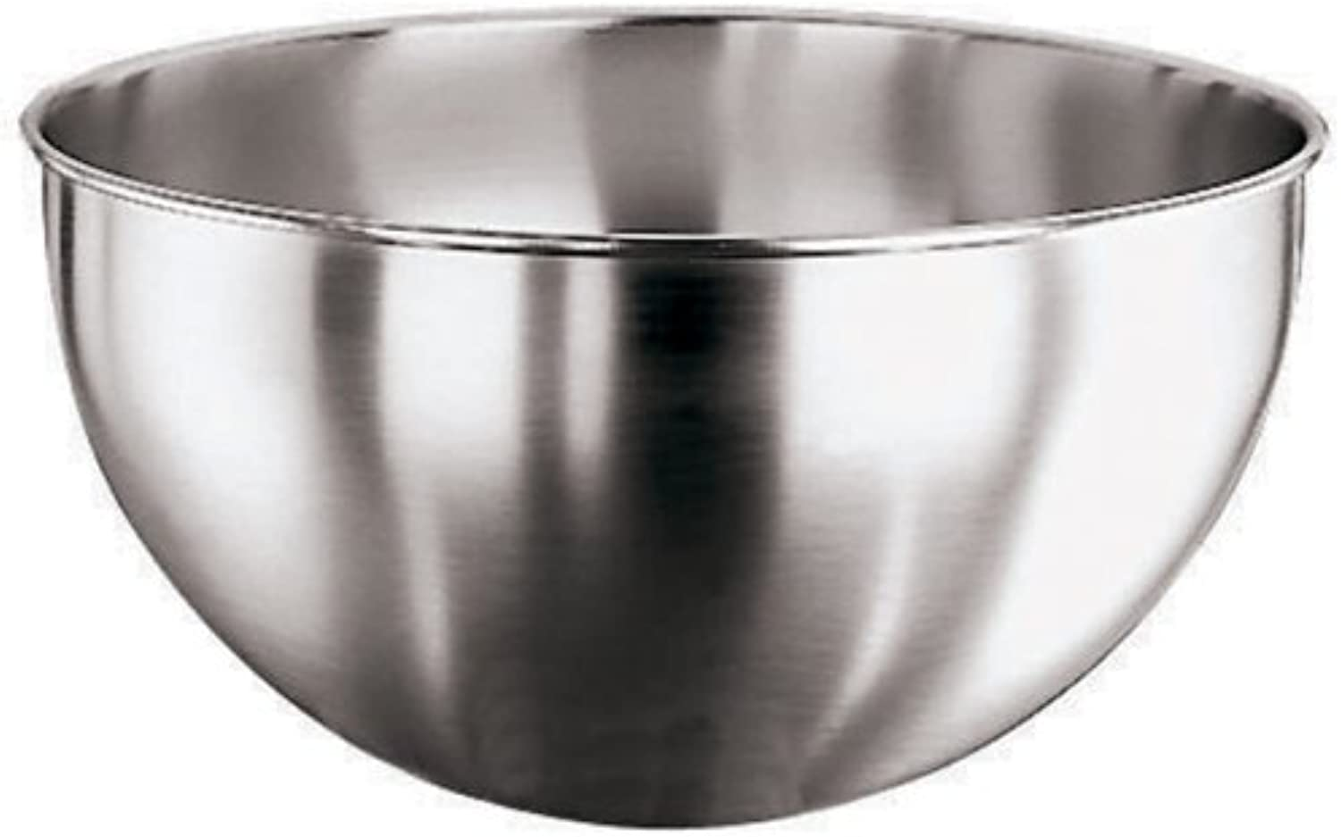 Paderno World Cuisine 10 1 4 Inch Stainless Steel Mixing Bowl