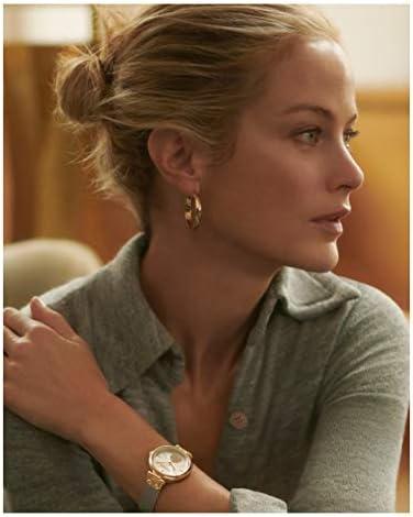 Anne Klein Women's Premium Crystal Accented Mesh Bracelet Watch WeeklyReviewer