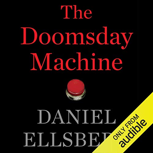 The Doomsday Machine audiobook cover art