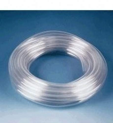 Clear Plastic Tubing for Dehumidifiers - 50 feet Length- 5/16 inch ID - 7/16 inch OD