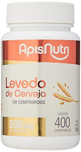 Apisnutri Levedo de Cerveja, 400 Comprimidos