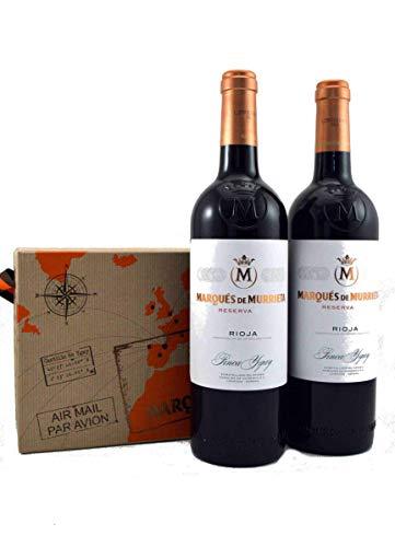 Marqués de Murrieta, Reserva (Estuche 2 botellas)