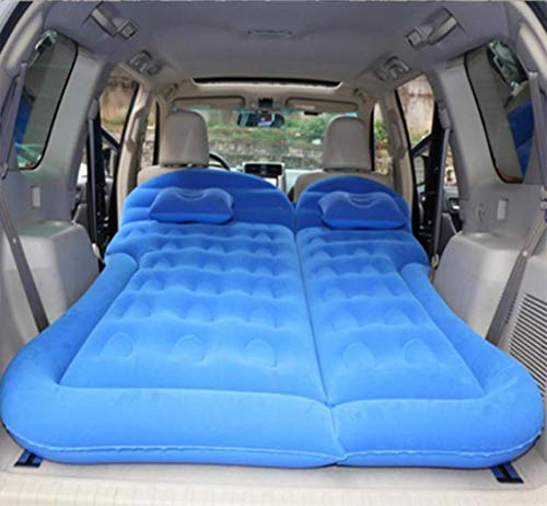 LTE 1 PCS aufblasbare Automatratze SUV aufblasbares Auto Multifunktionsauto aufblasbares BettAutozubehör aufblasbares Bett Reiseartikel, F-04