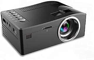 Fosa UC18 Mini Portable video Projector, Full HD 1080P LCD LED Home Theater Cinema Mini Portable Projector Support USB TV ...
