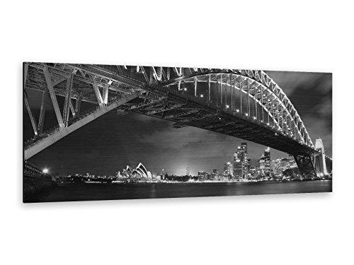 Alu-Dibond Bild ALP12500898 AUSTRALIA SYDNEY I 125 x 50cm Butlerfinish® Edel gebürstetes Wandbild, Metall effekt Eyecatcher!