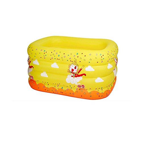 DALL Piscines gonflables Airbag Indépendant Grande Piscine Gonflable Piscine Familiale Piscine Piscine Pataugeoire pour Enfants Entertainment Piscine Confortable Et Pratique (Taille : 003)