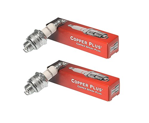 Champion RJ17LM-2pk Copper Plus Small Engine Spark Plug Stock # 856 (2 Pack)