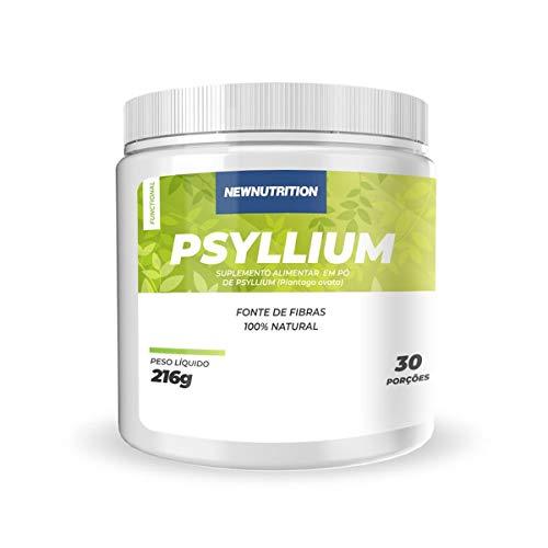 Psyllium - 216g Sem Sabor- NewNutrition, Newnutrition, Multicor, Tamanho Único