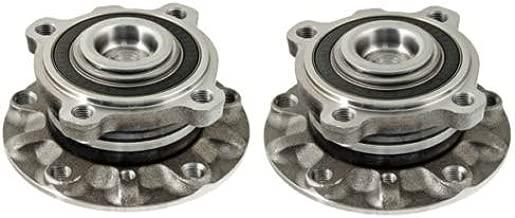 Bodeman - Pair 2 Front Wheel Hub and Bearing Module for 2001-2003 BMW 525i 530i / 1997-2003 BMW 540i / 2000-2003 BMW Z8 / 1997-2000 BMW 528i