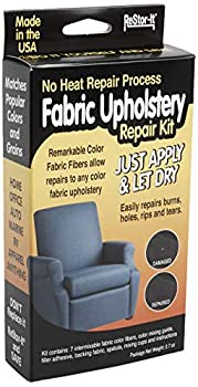 Master Manufacturing Fabric Upholstery Repair Kit Assorted