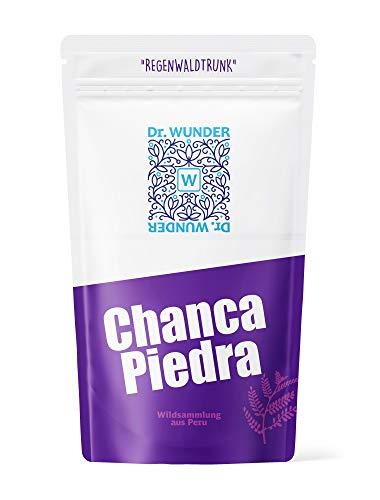 Dr. Wunder® Chanca Piedra 100g: Phyllanthus niruri L. (»Steinbrecher«-Kraut) | Premium-Qualität aus nachhaltiger Wildsammlung – laborgeprüft |Quebra Pedra | Herkunftsland: Peru
