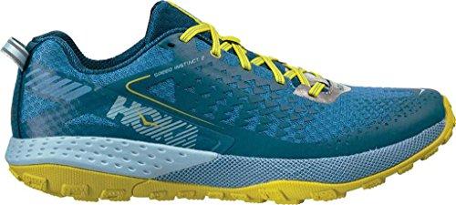 hoka Speed Instinct 2Midnight/Niagara–Zapatillas Trail Running Para Hombre, 44 2-3