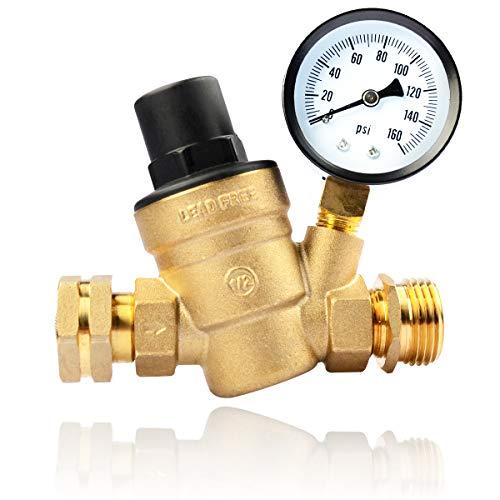 Top 10 best selling list for rv style garden hose pressure regulator