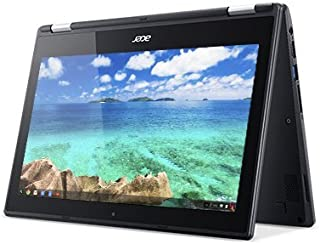 2018 Newest Acer Convertible 2-in-1 Chromebook-11.6 inches HD IPS Touchscreen, Intel Celeron Quad-Core Processor Up to 2.0...