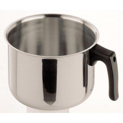 INOXIBAR 60202 Pot avec Anse bakélite 12 cm
