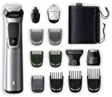 Philips MG7720 Groming Kit Serie 7000 Rifinitore Impermeabile in Acciaio 14 in 1...